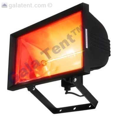 Electric Infrared Patio Heater (wall Mounted). Gallery Image ...