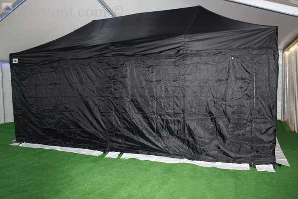 ... Gallery Image ...  sc 1 st  Gala Tent Ireland & 6m x 3m Gala Shade Pro-50 Gazebo (Black) | Gala Tent Ireland