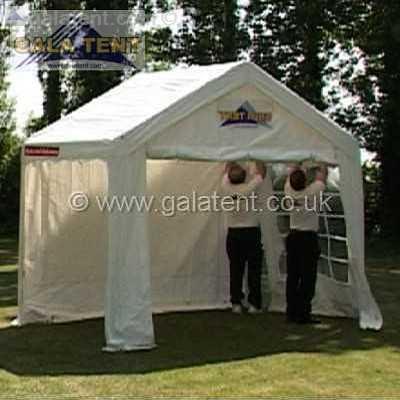 3m X 2m Gala Tent Marquee Elite Pvc Gala Tent Ireland
