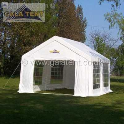 4m X 4m Gala Tent Marquee Elite Pvc Gala Tent Ireland