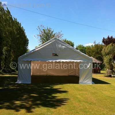 6m X 8m Gala Tent Marquee Elite Pvc Gala Tent Ireland